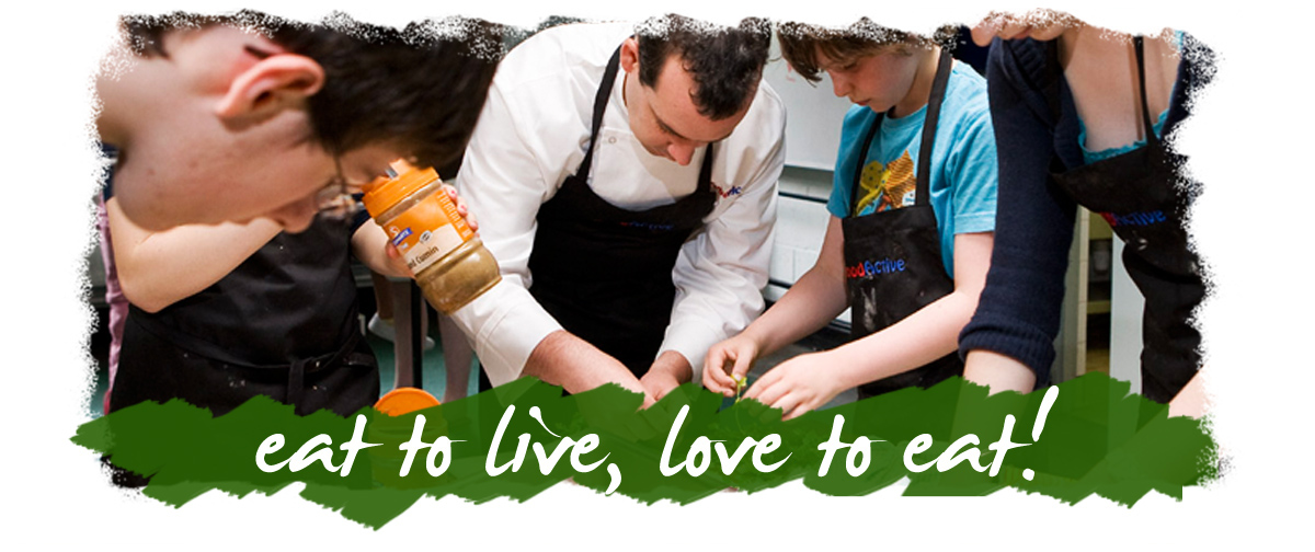 Foodactive - Summer Cookery Camp for Kids in Dublin, Ireland