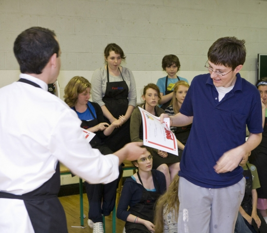 Past Foodactive Camps